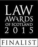 Law Awards 2015 Finalist